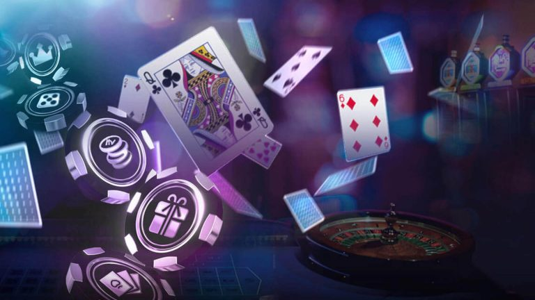 Internet Casino Games Are Online All the Time.